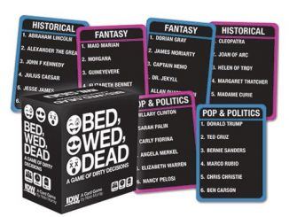 Bed, Wed, Dead Game