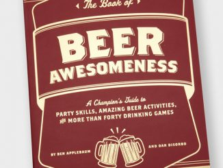 Beer Awesomeness book