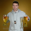 Beer Holding Sweatshirt