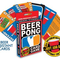 Beer Pong Card Game