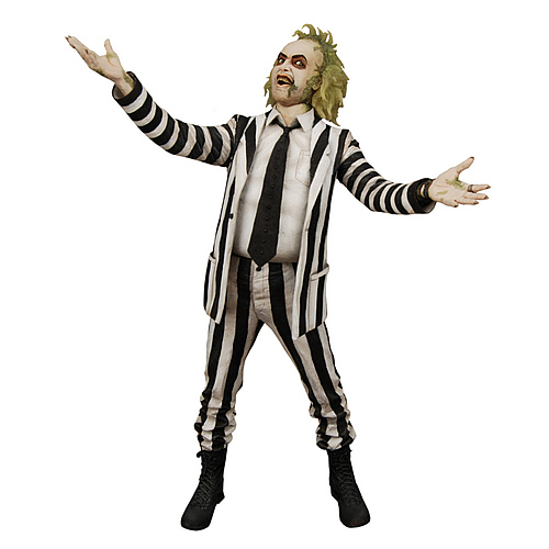 Beetlejuice 18-Inch Action Figure with Sound