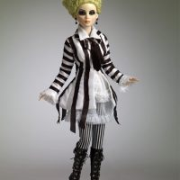 Beetlejuice Ms. Beetlejuice Tonner Doll