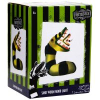 Beetlejuice Sandworm Mood Light Box