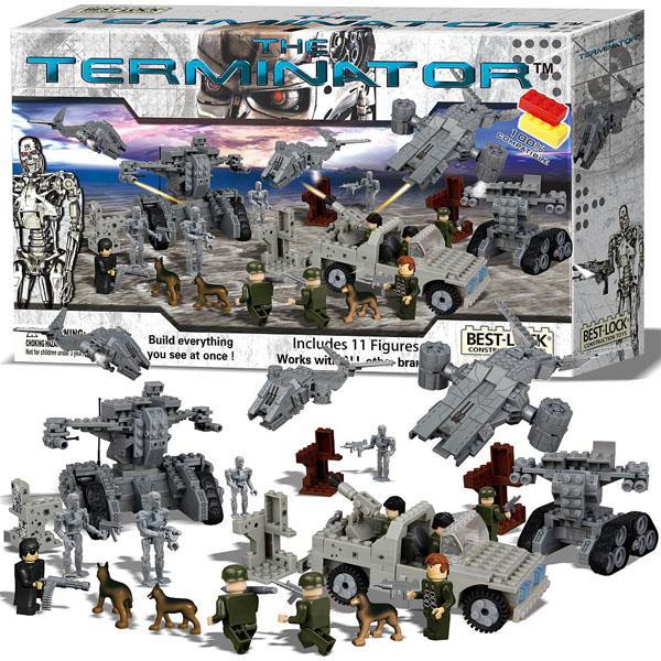 Best-Lock Terminator Building Blocks