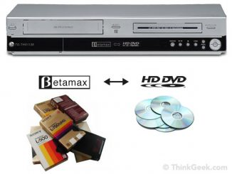 Betamax to HD-DVD Converter