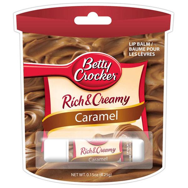 Betty Crocker Caramel Frosting Lip Balm