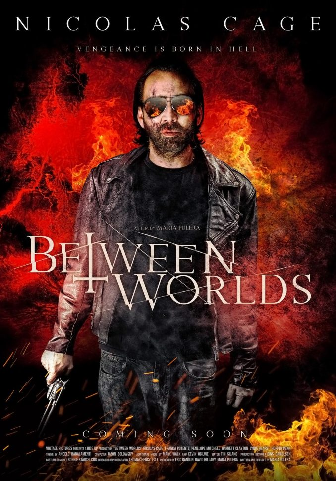 Between Worlds Movie Poster