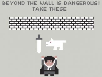Beyond the Wall Game of trones & Zelda Mashup