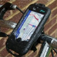 Bicycle Cycle Mount with Waterproof TOUGH CASE for Apple iPhone 4S