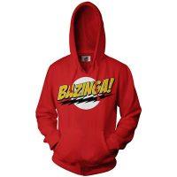 Big Bang Theory Bazinga! Hoodie