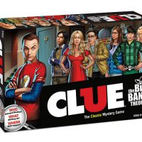 Big Bang Theory Clue