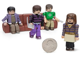 Big Bang Theory Minimates