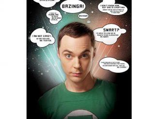 Big Bang Theory Sheldon Quotes Poster