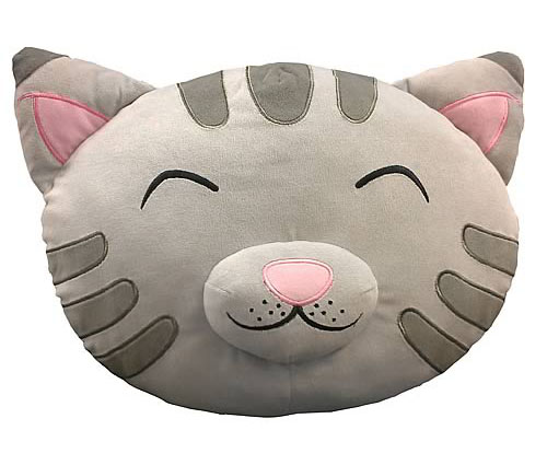 Big Bang Theory Soft Kitty Head Plush Pillow