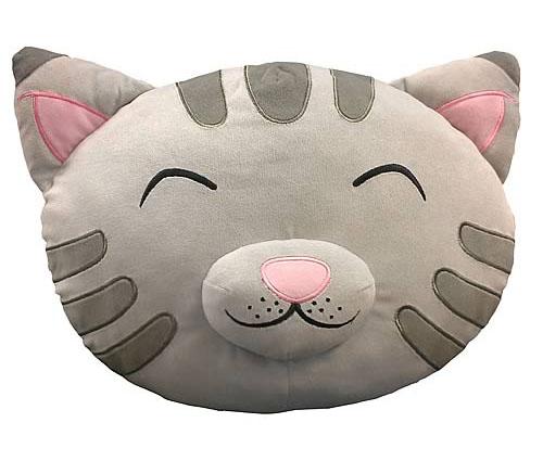 Big Bang Theory Soft Kitty Head Plush Pillow