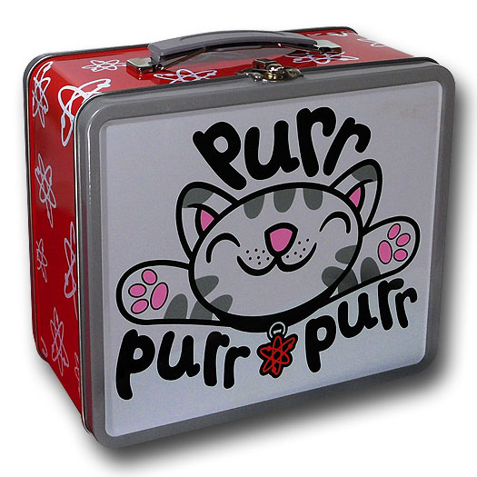 Big Bang Theory Soft Kitty Lunchbox