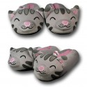 Big Bang Theory Soft Kitty Plush Slippers