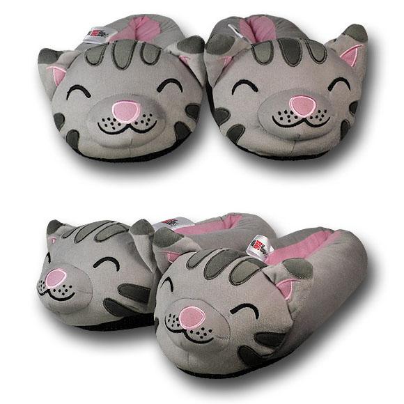 Big Bang Theory Soft Kitty Plush Slippers