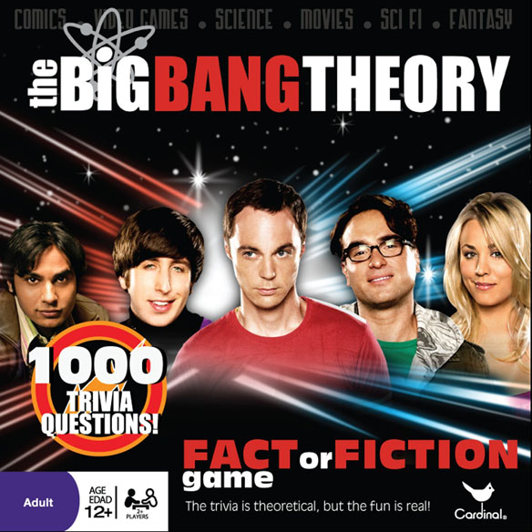Big Bang Theory Trvia Game