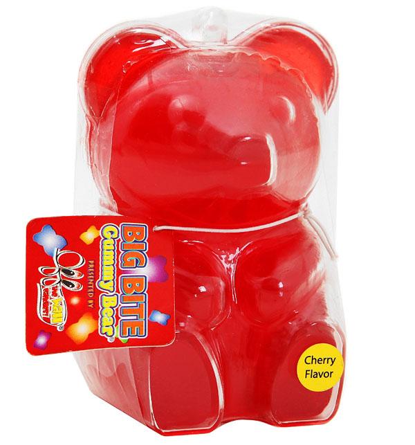 Big Bite Cherry Giant Gummy Bear