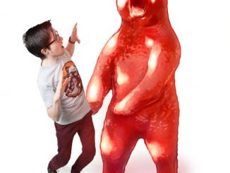 Big Large Giant Gummi Bear