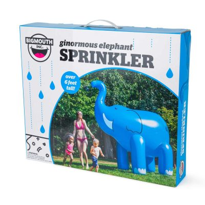 Big Mouth Elephant Sprinkler