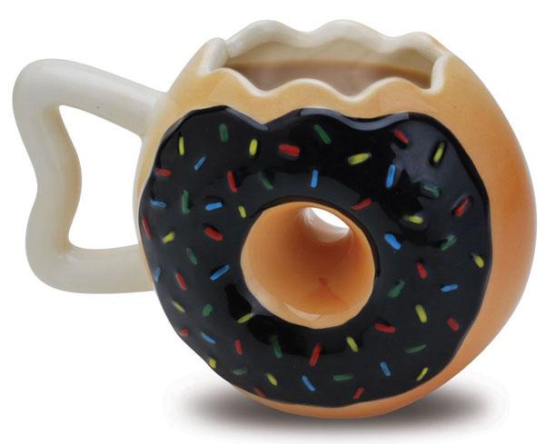 Big Mouth Toys The Donut Mug