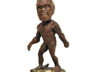 Bigfoot Bobble Head