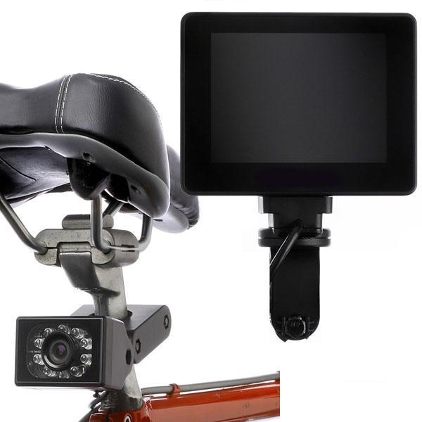 Bike Rearview Camera
