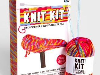 Bike Seat Cover Knitting Kit
