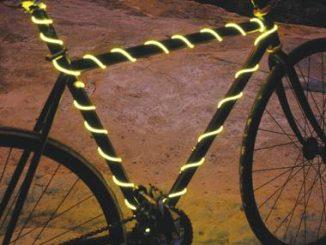 BikeGlow Safety Light