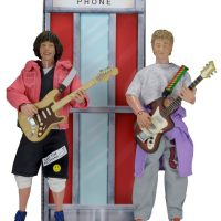 Bill and Ted's Excellent Adventure Wyld Stallyns Clothed Action Figure Box Set