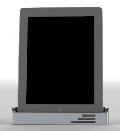 Billet Dock for iPad
