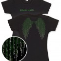Binary Angel T-Shirt
