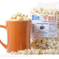BioFuel Caffeinated Popcorn