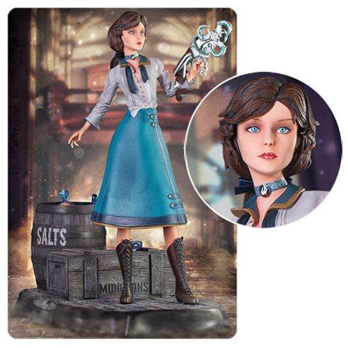 BioShock Infinite Elizabeth 1 4 Scale Statue