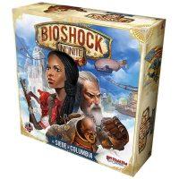 BioShock Infinite The Siege of Columbia Board Game