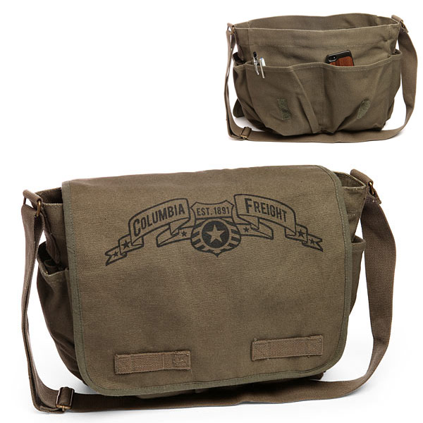 Bioshock Infinite Columbia Freight Messenger Bag