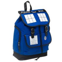 Bioworld Dr Who TARDIS Backpack