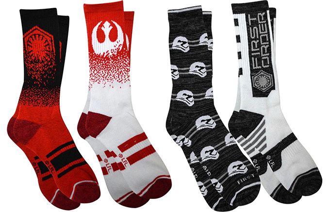 Bioworld Star Wars Socks