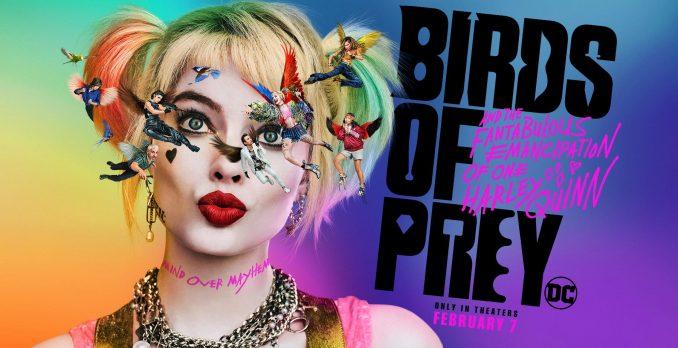 Birds of Prey Movie