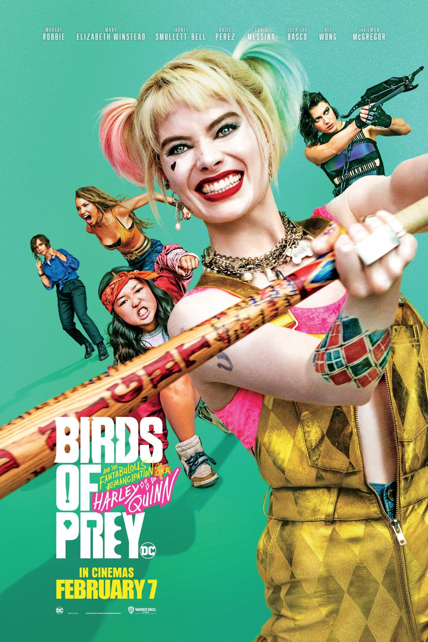 Birds Of Prey Film