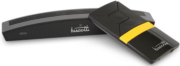 Biscotti High Definition TV Phone