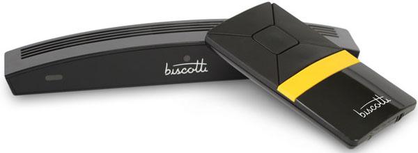 Biscotti High Definition TV Phone