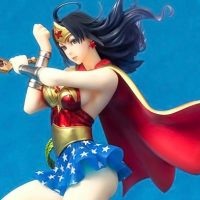 Bishoujo Armored Wonder Woman Statue