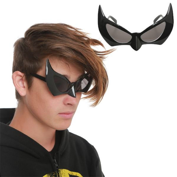 Black Bat Eyes Sunglasses