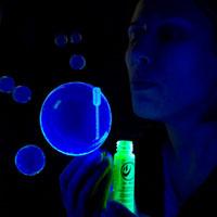 Black Light Bubble Maker