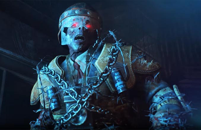 Black Ops 4 Zombies Blood of the Dead Trailer