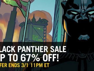 Black Panther Comic Book Sale