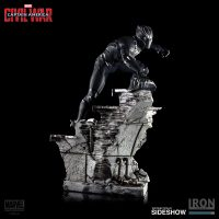 Black Panther Polystone Statue 24